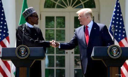 Donald Trump Hails Nigeria For Banning Twitter