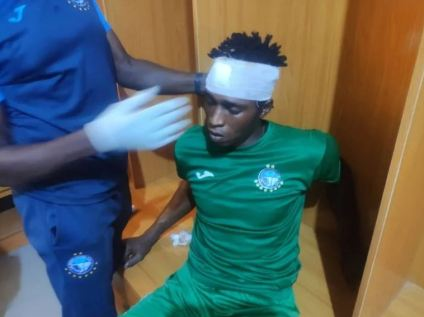 Fans Attack, Injure Enyimba Players