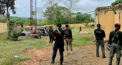 Gunmen Attack Police Station, Kill Officer In Anambra