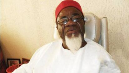 'IPOB Not Behind Attacks In South-East. Igbos Don't Shed Blood' - Ex Governor Ezeife