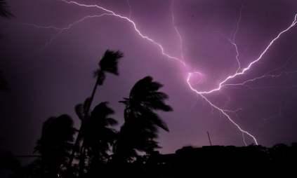 Lightning Kills 27 In Eastern India - Official