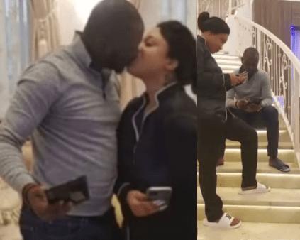 Meet Tonto Dikeh's New Lover