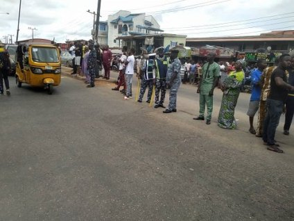 Members, Residents Mourn Prophet TB Joshua's Demise