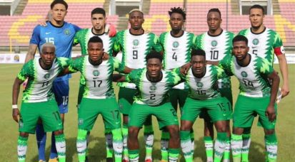 Nigeria To Play Cameroon Twice In June
