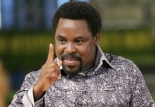 Pastor TB Joshua Of Synagogue Church Of All Nations Is Dead!