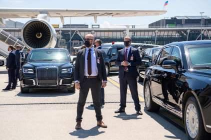 Photos From Presidents Putin And Biden Meeting In Switzerland