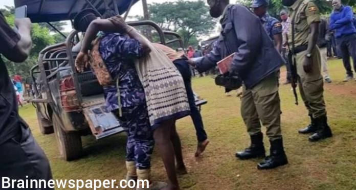 Cheating partners in Uganda