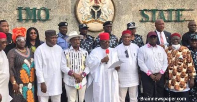 South-East Governors Rejects IPOB And Others Separatist Groups