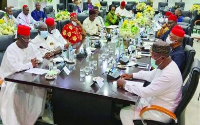 Release Political Prisoners Or Forget Anambra Election - Biafra Group To South East Governors