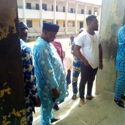 See Photos As Akwa Ibom Govt Shuts Down Secondary School After Cultists Dropped Fetish Items And Threat Notes In Front Of Principal's Office