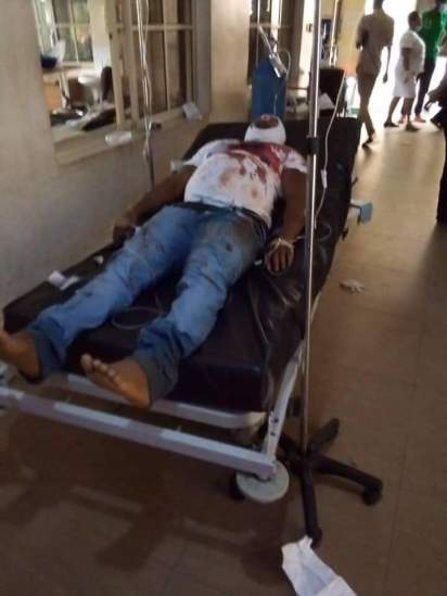 See Photos As Germany-Based Nigerian Man Is Shot Dead By Soldiers In Imo