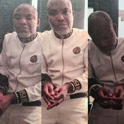Should Anything Happen To Nnamdi Kanu, You Would Be Held Accountable - IPOB