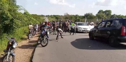 Sunday Igboho Storms Igangan Over Killings, Attacks