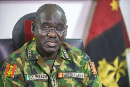 Tukur Buratai Appointed Nigeria's Ambassador To Benin Republic