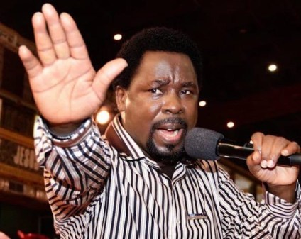 Usher Reveals Things Prophet TB Joshua Told Them Before He Died, See What He Told Them