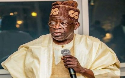 Why We Must Stand Up For Democracy - Tinubu