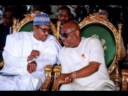 Wike To President Buhari - It Is Not Only To Borrow Money For Nigeria That You're In Charge