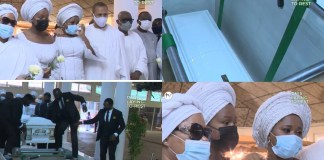 Late Prophet T.B Joshua Laid To Rest