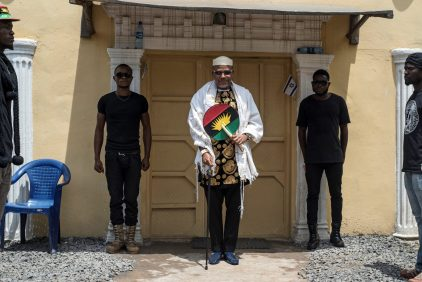 Nnamdi Kanu's Collaborators Won't Be Spared, Federal Govt Vows
