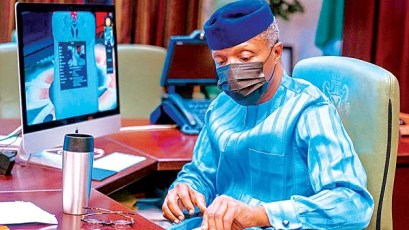 Federal Govt's Risk With Private COVID-19 Labs Paid Off - Osinbajo