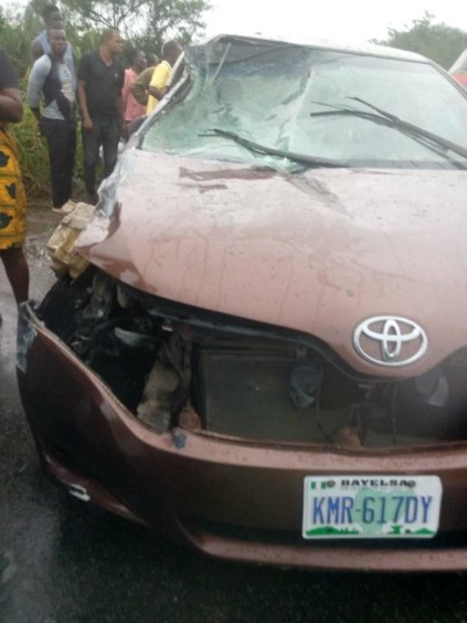 Five Killed, Others Injured In Bayelsa Airport Road Accident
