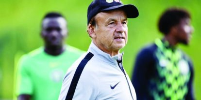 How Eagles Will Stop Egypt's Salah - Rohr