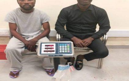 NDLEA Arrests Wanted Drug Dealer In Church
