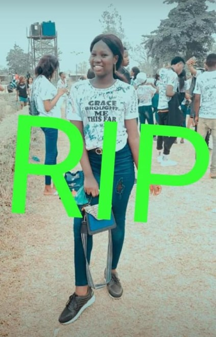 See Photos Of The TASUED Fresh Graduate Who Committed Suicide Over Possible Carryover