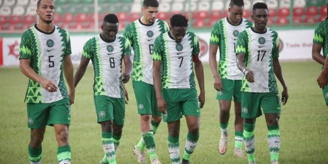 Super Eagles Drop 7 Places In Latest FIFA Ranking