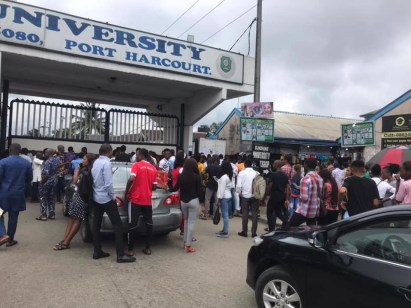 Suspected Cultists Shoot Final Year Student Dead At Rivers State University