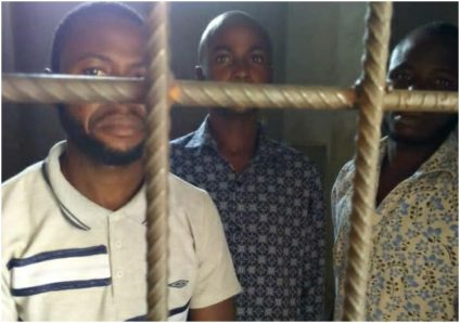 3 Arrested At Indian Hemp Joints In Ilorin