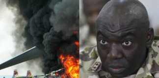 AIB Submits Report On Crash That Killed Ex-Army Chief, Ibrahim Attahiru