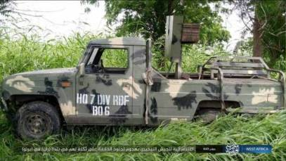 Boko Haram Displays Custom-Made Innoson Company's Military Vehicle, Ammunition Captured From Nigerian Soldiers