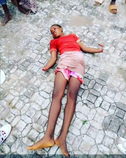 Girl Found Dead With Hands Chopped Off In Delta