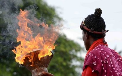 How we stopped rain for Sango festival celebration – Alaafin's wife