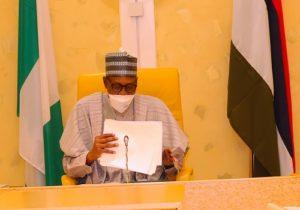 President Buhari Receives FIFA President, Infantino