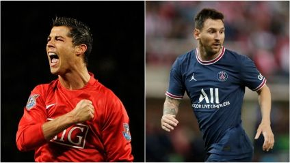 See Top 10 As Ronaldo Overtakes Messi As Highest Earner In World Football