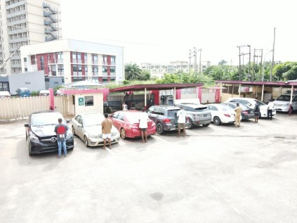11 Suspected Internet Fraudsters Arrested, 8 Exotic Cars Recovered In Benin
