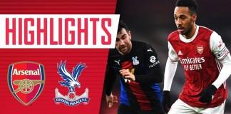Arsenal 2 vs Crystal Palace 2 (Download Highlights)