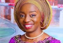 Gov Sanwo-Olu's Wife Tasks Falcons To Beat Ghana In Accra