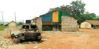 Gunmen Kill 2 Policemen In Attack On Anambra Station