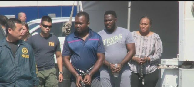 How 33 Nigerian Scammers Were Arrested In Texas