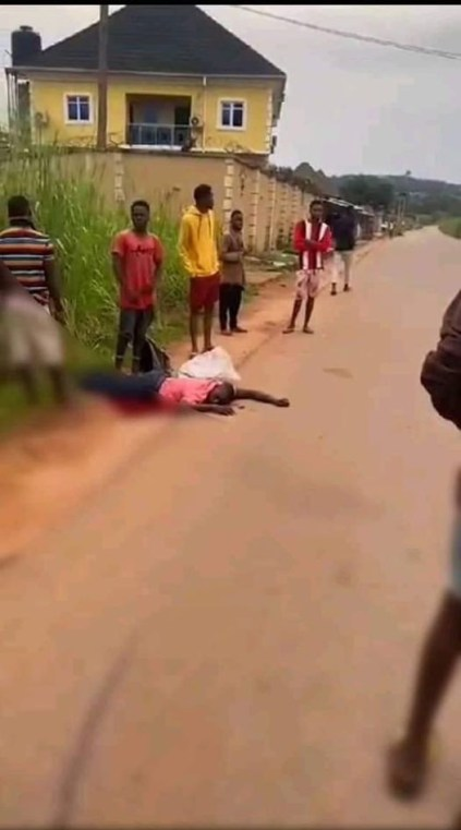 Man Shot Dead In Enugu Over IPOB Sit-At-Home