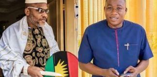 National Assembly Member, High-Profile Nigerians Are Financers Of Nnamdi Kanu And Igboho – President Buhari