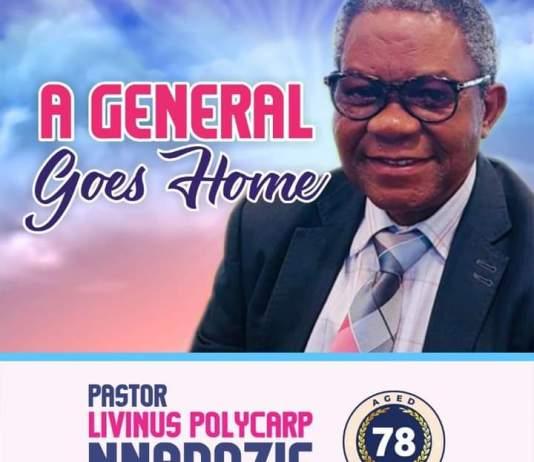 Nigerian Pastor, Nnadozie Is Dead