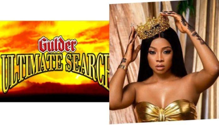 OAP, Toke Makinwa Unveiled As Gulder Ultimate Search 12 Host