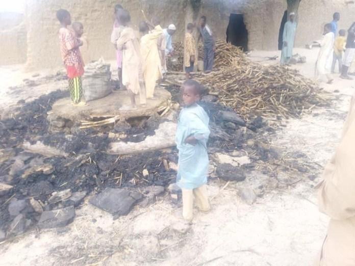 See Photos As Bandits Kill 10 Worshippers In Katsina