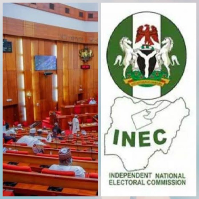 Senate Empowers INEC To Determine Transmission Of Election Results