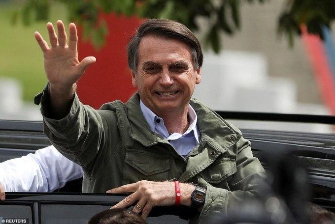 Jair Bolsonaro Wins Brazilian Presidential Election