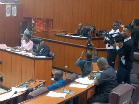 21 Akwa Ibom Lawmakers Chase 5 Factional Members Out, Begin Plenary